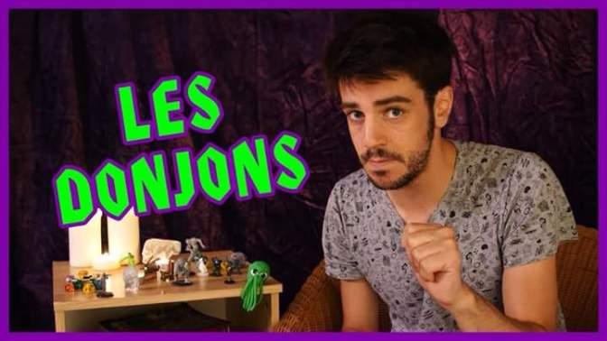 Conseils D&D avec Pierre Louis – Les Donjons
