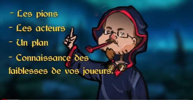 LA FONDERIE DU MJ #14: TAPER OU CA FAIT MAL (Part.1)!!!