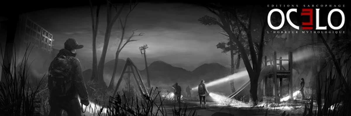 OCELO, l'horreur mythologique : LeJapon