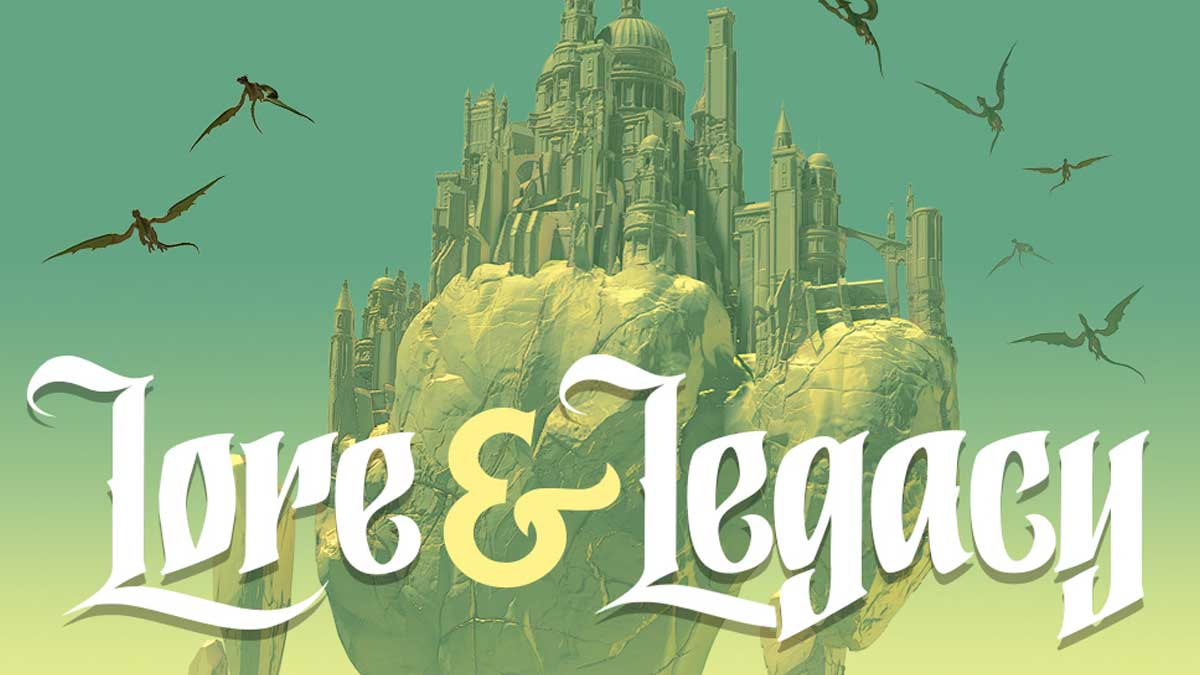 Lore and Legacy — D1000 etD100